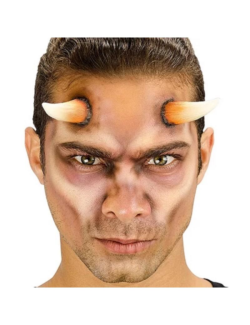 Woochie Demon Horns Foam Prosthetic Appliances
