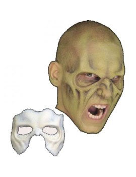 Woochie Last Rites Foam Latex Prosthetic Eye Mask FO053