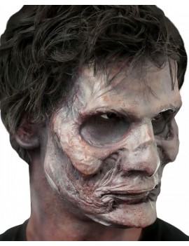 Woochie Living Dead Foam Latex Prosthetic Mask FO038