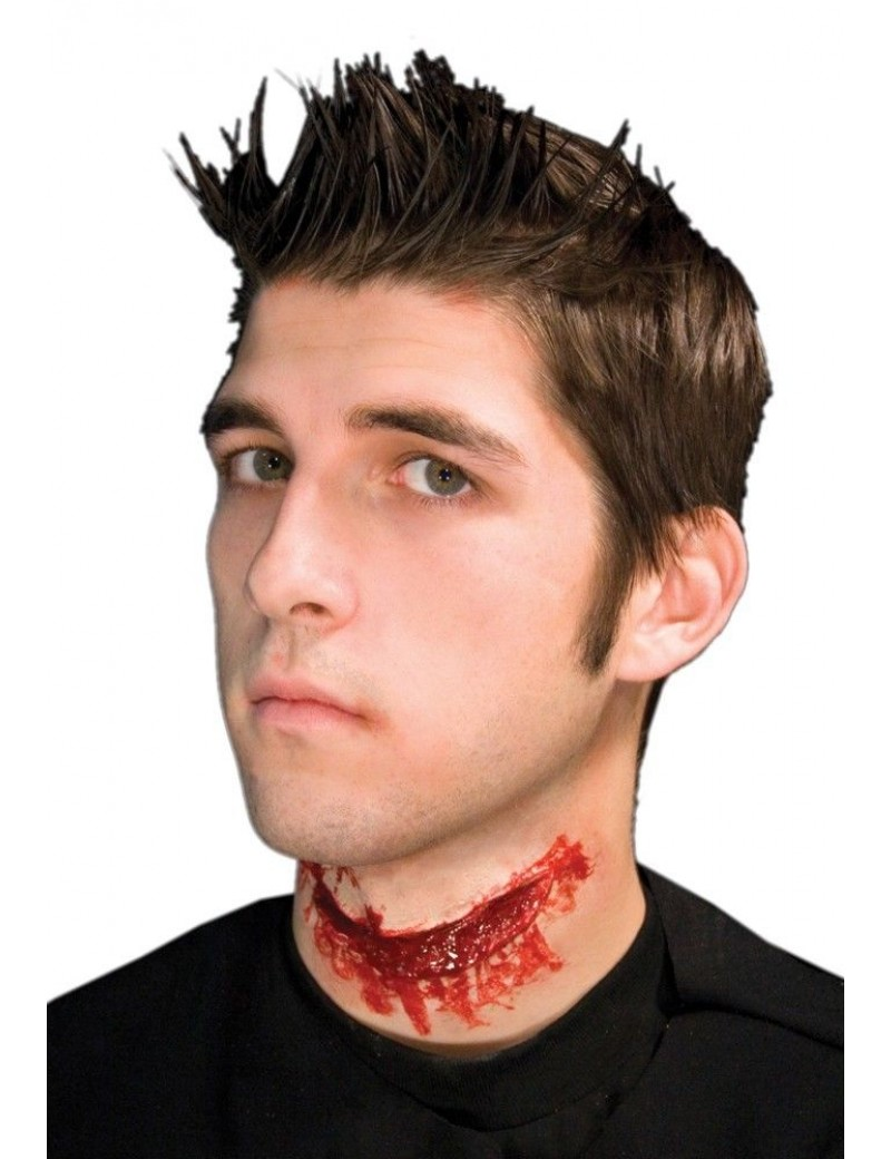 Woochie Slit Throat Latex Prosthetic