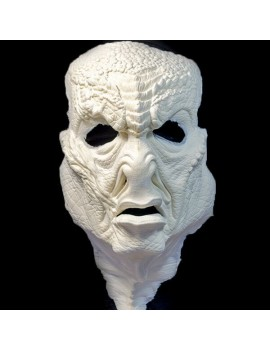 Woochie Starfighter Foam Latex Prosthetic Mask Unpainted FO022