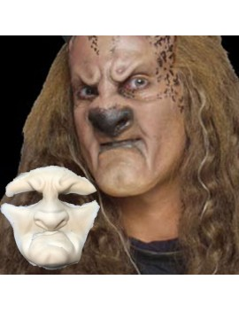 Woochie The Beast Foam Latex Prosthetic Mask FO039