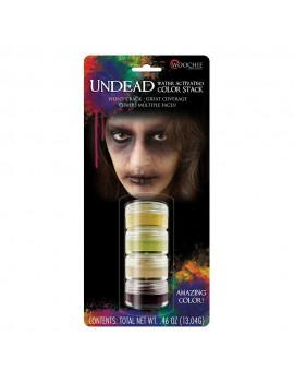Undead Zombie Makeup Stack Woochie WAS2