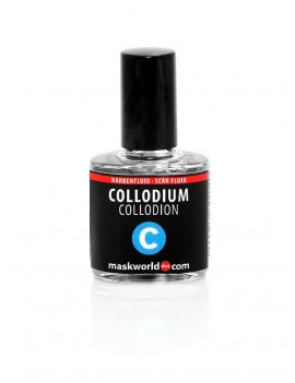 Rigid Collodion Scar Fluid 12ml
