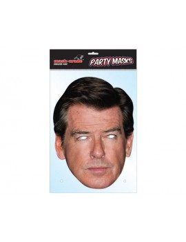 007 James Bond Pierce Brosnan mask Mask-arade