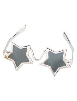Star Glasses Silver