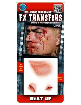 Tinsley Beat Up FX transfers Tinsley Transfers FXTS- 412