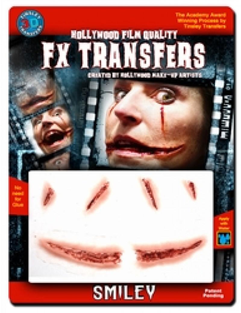 Tinsley Smiley FX transfers Tinsley Transfers FXTM-510