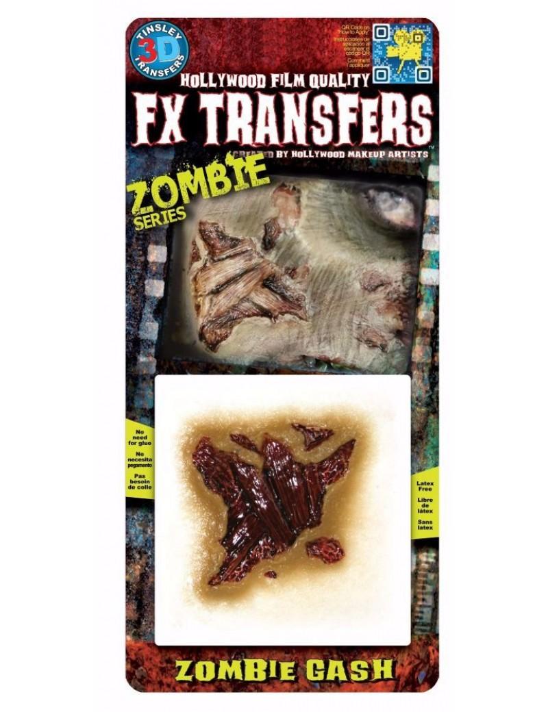 Tinsley zombie gash FX Transfers FXTS-704