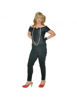 70s Grease Sandy Womans fancy dress tv  hire deluxe rental hire costume Make Believe BZ11C