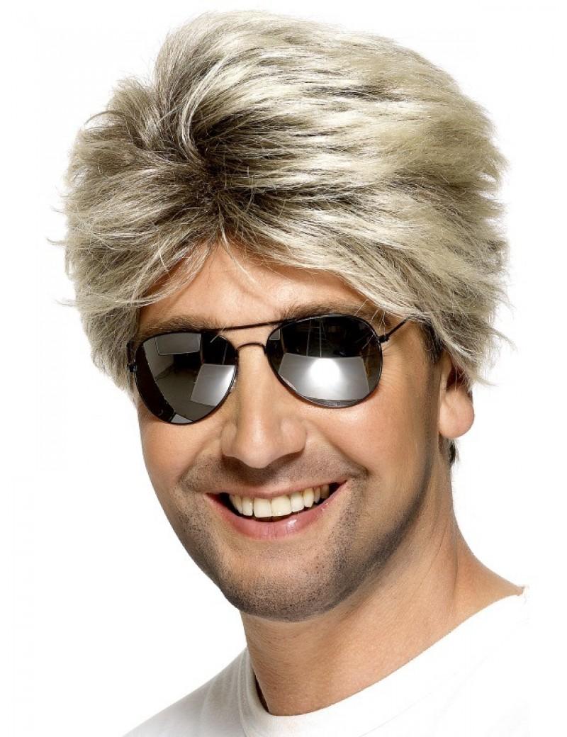 80s Street wig Smiffys 42029