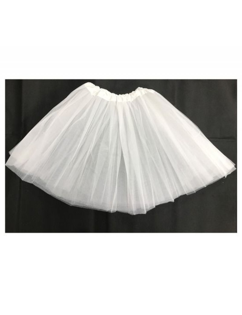 Tutu Net Ra-Ra Skirt White