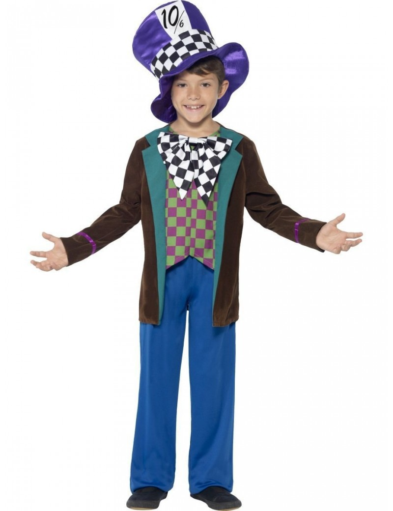 Mad Hatter costume Smiffys 42842