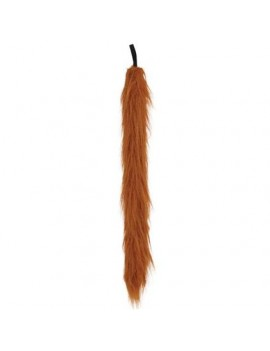 Animal tail brown Bristol Novelty BA423