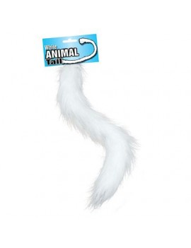 Animal Tail White Bristol Novelty BA555
