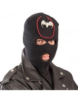 Balaclava Black Bat Halloween costume party mask Carnival Toys CA-01674