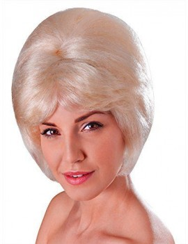 Beehive 60s fancy dress wig blonde  Bristol NoveltyBristol Novelty  BW126