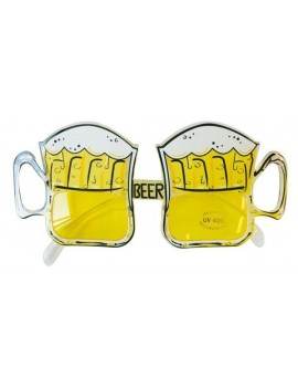 Oktoberfest Beer Tankard Glasses