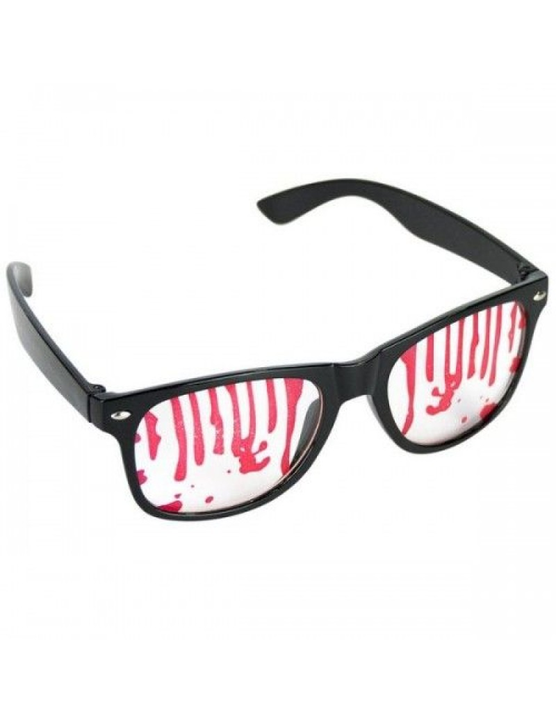 Glasses Blood drip Creative Collection FO-23582