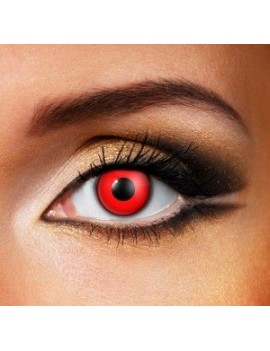 Bloody Red Eye Accessories Daily Funky Vision 80061