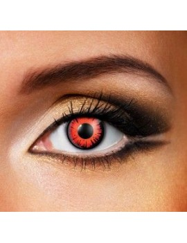 Breaking Dawn Twilight  costume party fashion theatrical 90 days Halloween eye accessories contact lenses Funky Vision 84101