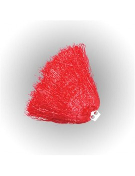 Cheerleader Pom Poms red Bristol Novelty BA164