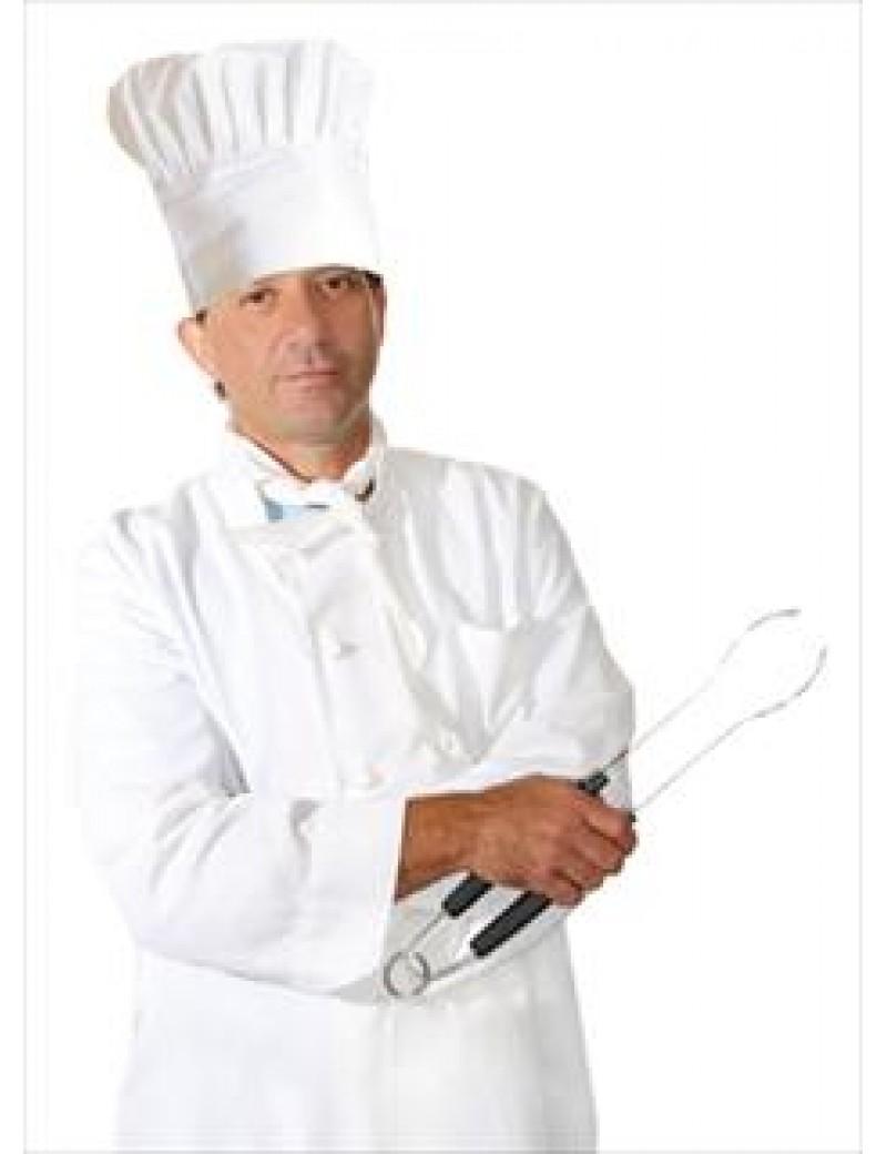 Chef cook  costume accessory cotton theatrical hat  E Apollo 38701
