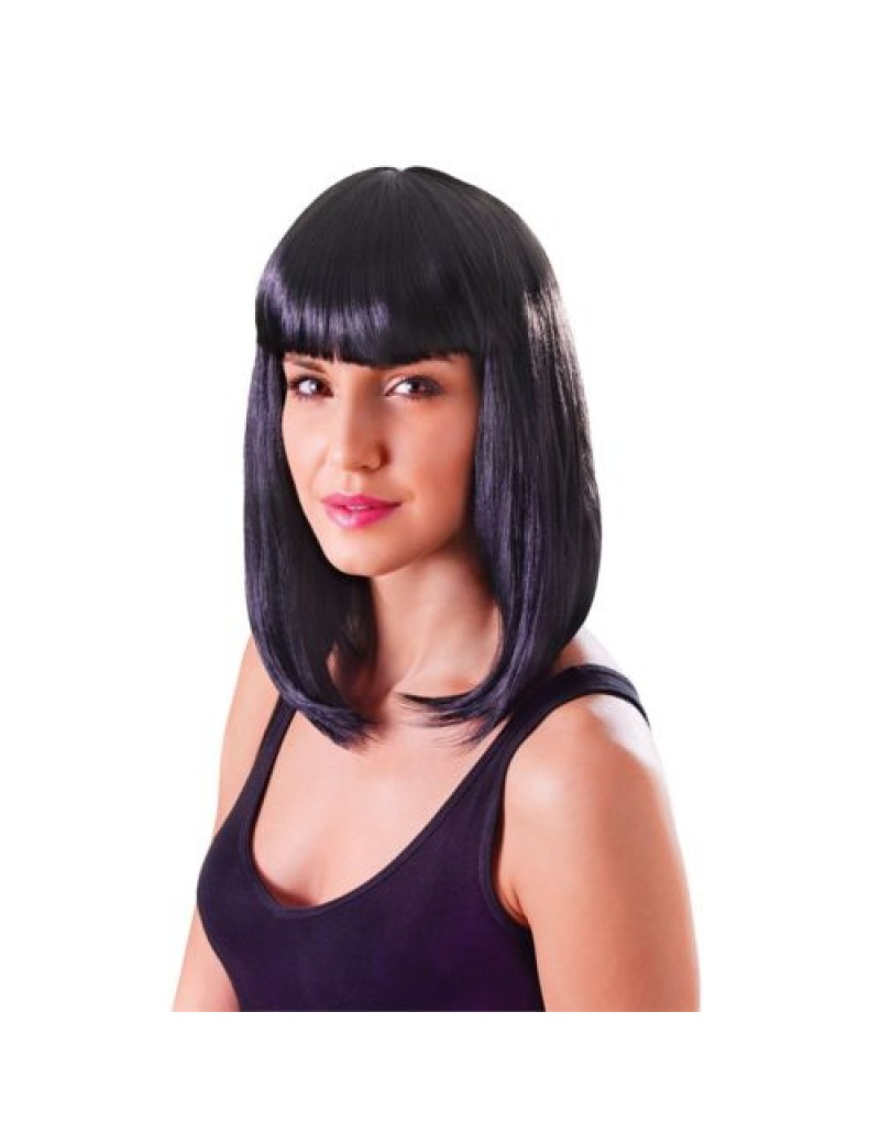 Chic doll wig black Bristol Novelty BW852