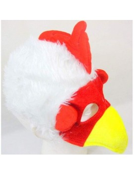 Chicken Mask Hat Creative collection H6663/WR