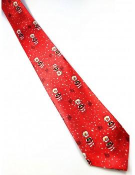 Christmas tie Santa Ho Ho Ho