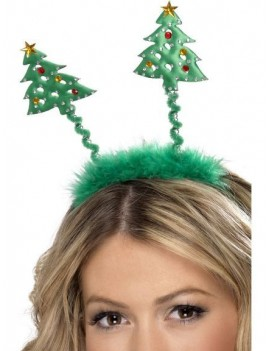 Christmas tree head boppers  Smiffys 38462