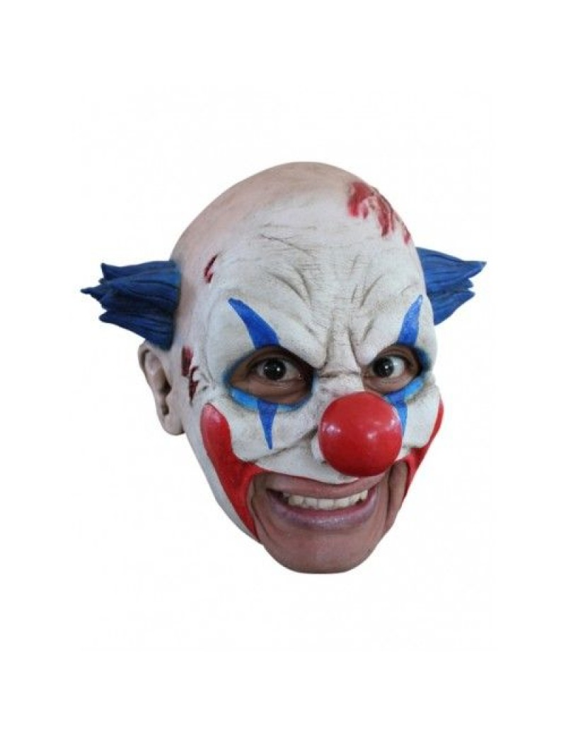 Clown latex rubber mask Ghoulish Productions GH-27501