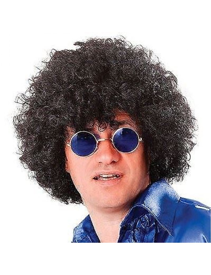 Afro wig black Bristol Novelty BW059