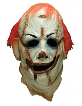 Clown Skinner The Following Fox tv fancy dress Halloween costume party mens mask Trick Or Treat Studios 1805