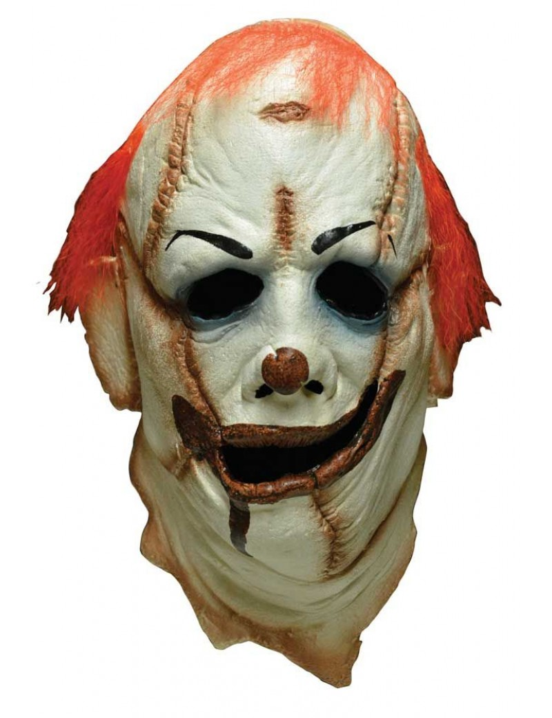Clown Skinner The Following Mask Trick Or Treat Studios 1805