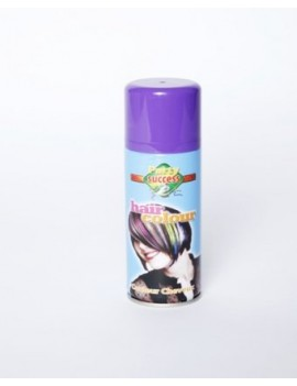 Coloured Hair Spray Purple Party Success 2350N