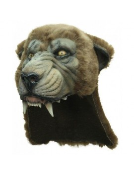 Cougar fancy dress animal costume party headdress Ghoulish Productions GH-26421
