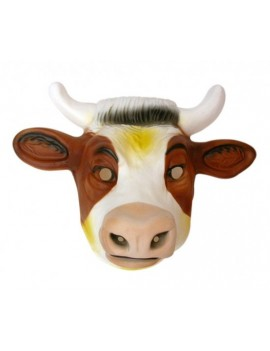 Cow mask plastic Pams Of Gainsborough 19202