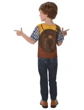 Cowboy T Shirt costume Rubies 630693