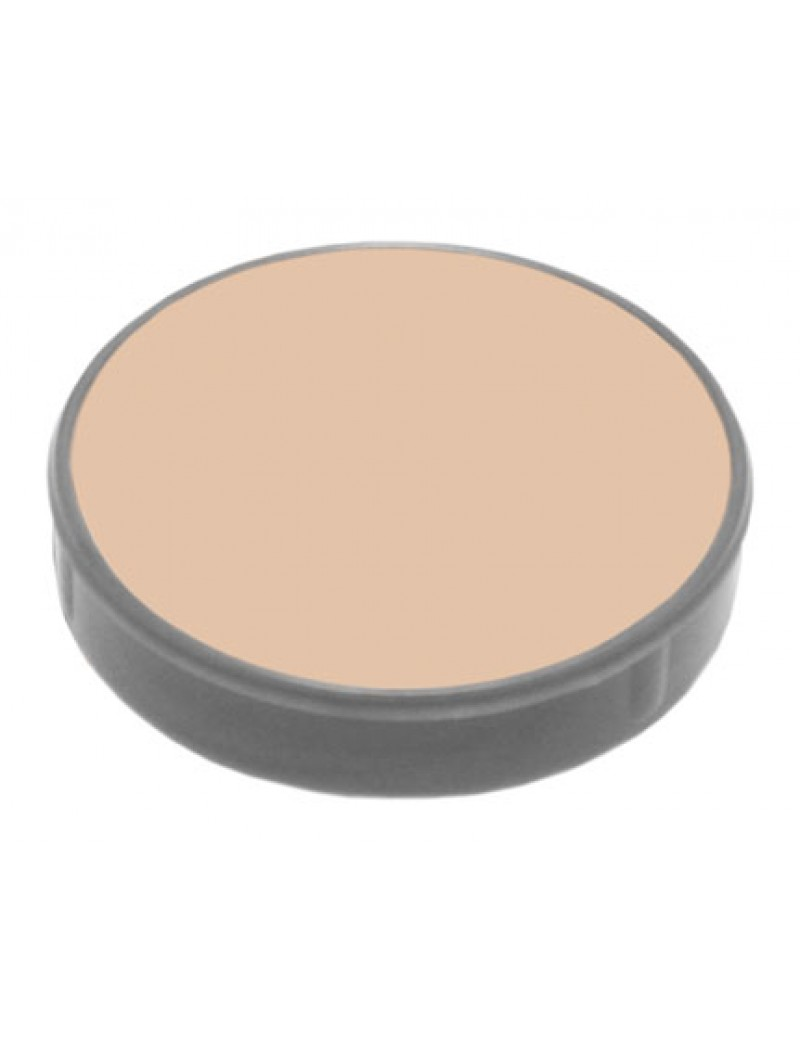 Creme professional theatrical Grimas face paint make up 15ml W1 Close stage, TV ,daylight and photography
