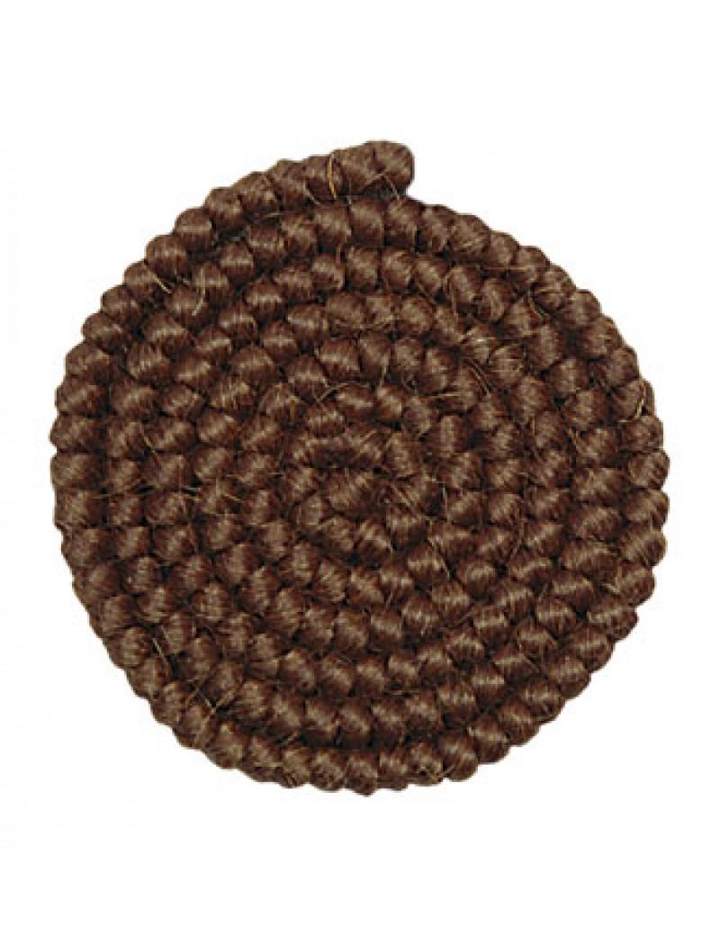 Crepe Hair Mid Brown 010