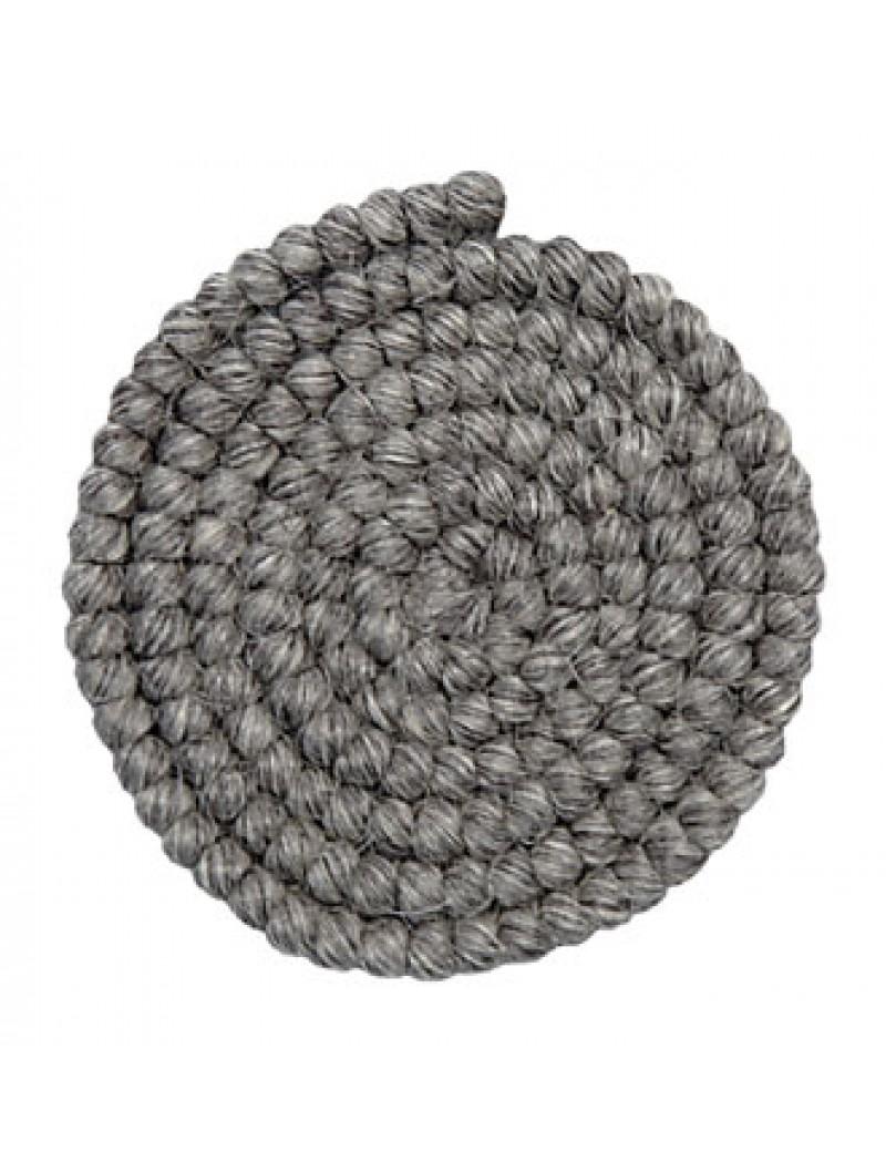 Crepe Hair Mid Grey 014