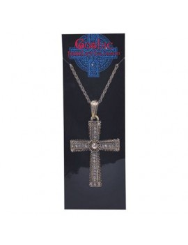 Cross Necklace Jewelled
