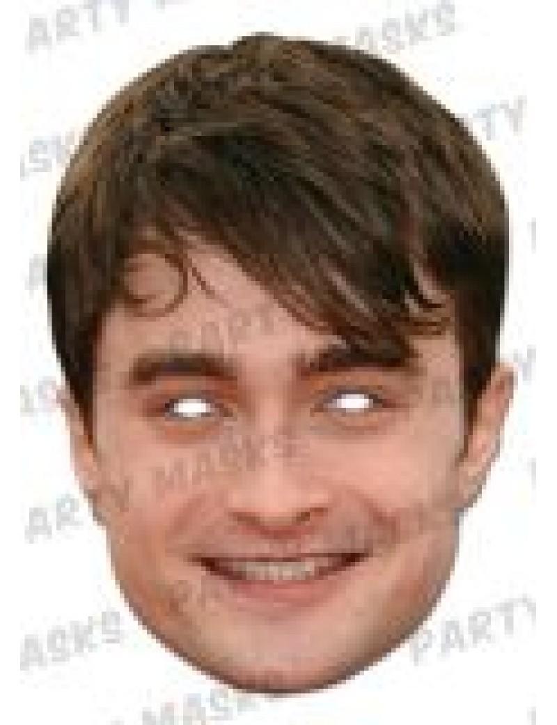 Daniel Radcliffe Harry Potter Mask-arade Mask