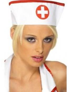 Nurse hat Smiffys 28076