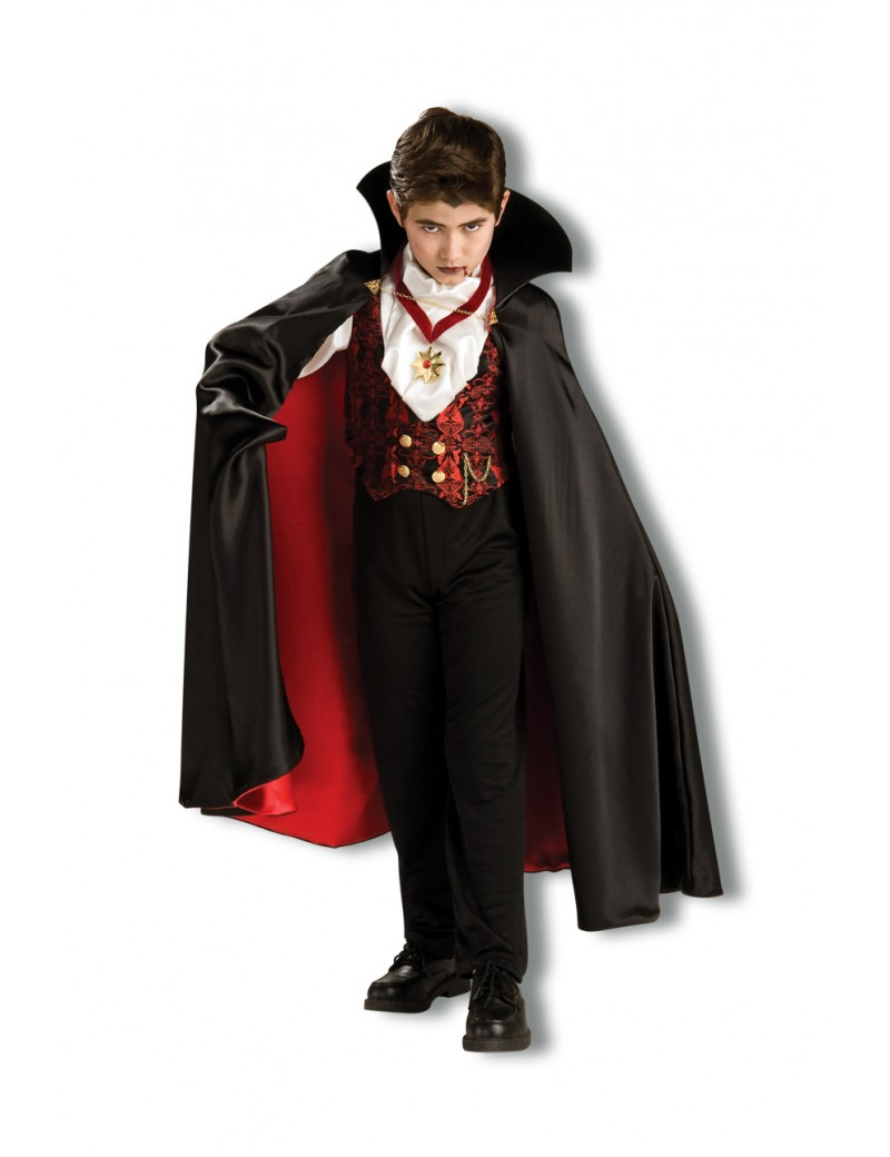 Transylvanian Vampire Child Costume Rubies 883918