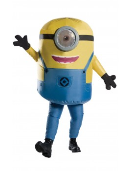 Despicable Me Minion inflatable costume Rubies 810585