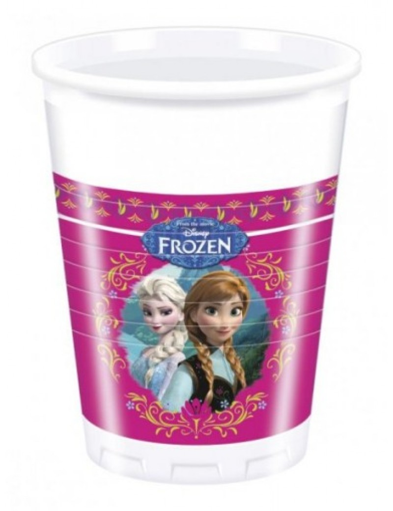 Frozen cups U71601 REDUCED TO CLEAR