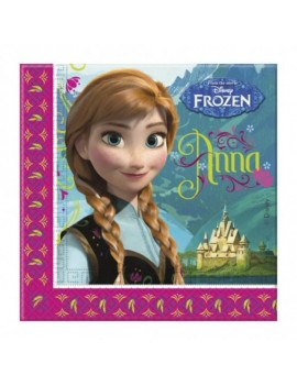 Frozen napkins U71602 REDUCED TO CLEAR