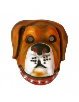 Dog plastic mask Pams Of Gainsborough 19203 DISCONTINUED